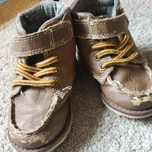 CARTERS size 5 toddler boots BUNDLE TO SAVE